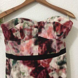 Anthropologie Watercolor Dress Moulinette Soeurs